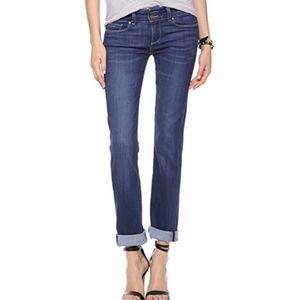 Paige Hidden Hills crop jeans